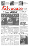 The Advocate, February 26, 2009 by Minnesota State University Moorhead