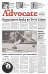 The Advocate, March 5, 2009 by Minnesota State University Moorhead