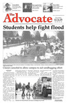 The Advocate, March 26, 2009 by Minnesota State University Moorhead