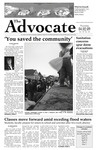 The Advocate, April 2, 2009 by Minnesota State University Moorhead