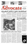 The Advocate, September 10, 2009 by Minnesota State University Moorhead