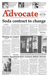 The Advocate, September 17, 2009 by Minnesota State University Moorhead