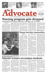 The Advocate, September 24, 2009 by Minnesota State University Moorhead
