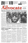 The Advocate, October 22, 2009 by Minnesota State University Moorhead