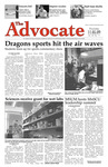 The Advocate, November 5, 2009 by Minnesota State University Moorhead