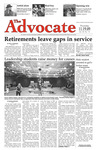 The Advocate, November 19, 2009 by Minnesota State University Moorhead