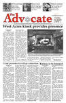 The Advocate, December 10, 2009 by Minnesota State University Moorhead