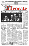 The Advocate, March 4, 2010 by Minnesota State University Moorhead