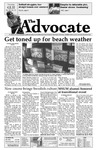 The Advocate, April 8, 2010 by Minnesota State University Moorhead