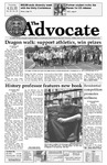 The Advocate, April 15, 2010 by Minnesota State University Moorhead