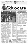 The Advocate, April 22, 2010 by Minnesota State University Moorhead