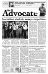 The Advocate, April 29, 2010 by Minnesota State University Moorhead