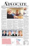 The Advocate, November 4, 2010 by Minnesota State University Moorhead