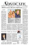 The Advocate, November 11, 2010 by Minnesota State University Moorhead