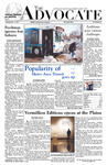 The Advocate, February 17, 2011 by Minnesota State University Moorhead