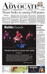 The Advocate, November 3, 2011 by Minnesota State University Moorhead
