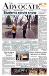 The Advocate, November 17, 2011 by Minnesota State University Moorhead