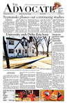 The Advocate, January 19, 2012