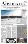 The Advocate, February 2, 2012 by Minnesota State University Moorhead