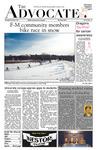 The Advocate, February 2, 2012