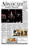 The Advocate, April 19, 2012 by Minnesota State University Moorhead
