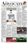 The Advocate, April 26, 2012