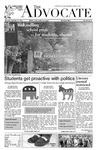 The Advocate, September 27, 2012 by Minnesota State University Moorhead