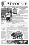 The Advocate, October 30, 2012 by Minnesota State University Moorhead