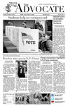 The Advocate, November 13, 2012 by Minnesota State University Moorhead