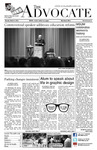 The Advocate, March 5, 2013 by Minnesota State University Moorhead