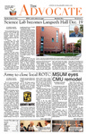 The Advocate, October 8, 2013 by Minnesota State University Moorhead