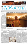 The Advocate, January 28, 2014 by Minnesota State University Moorhead