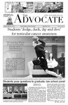 The Advocate, February 4, 2014 by Minnesota State University Moorhead