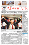 The Advocate, February 25, 2014 by Minnesota State University Moorhead