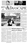 The Advocate, April 1, 2014 by Minnesota State University Moorhead