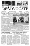 The Advocate, April 15, 2014 by Minnesota State University Moorhead