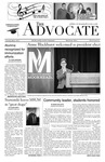 The Advocate, May 6, 2014 by Minnesota State University Moorhead