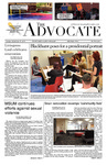 The Advocate, September 16, 2014 by Minnesota State University Moorhead