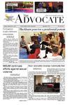 The Advocate, September 16, 2014