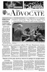 The Advocate, September 23, 2014 by Minnesota State University Moorhead