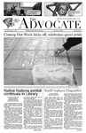 The Advocate, October 7, 2014 by Minnesota State University Moorhead