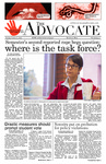 The Advocate, October 21, 2014 by Minnesota State University Moorhead