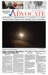 The Advocate, October 28, 2014