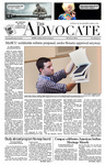 The Advocate, November 4, 2014