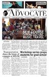 The Advocate, January 27, 2015