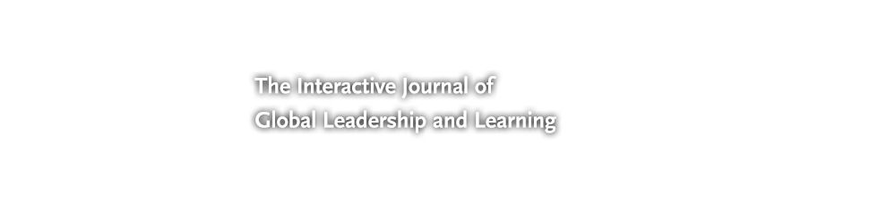 The Interactive Journal of Global Leadership and Learning