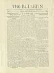 The Bulletin, December 19, 1924 by Moorhead State Teachers College