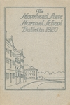 The Bulletin of the State Normal School. Moorhead, Minnesota. Annual Catalog, 1920. Announcements for 1920-1921. Published Quarterly. Thirty-second Year. 1920. Series Sixteen, Number One. (1920)