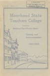 Bulletin (1922-23) by Moorhead State Teachers College