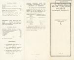 Bulletin Correspondence Courses (1922-23)
